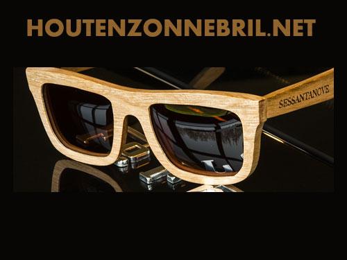 Houten Zonnebril Online Bestellen